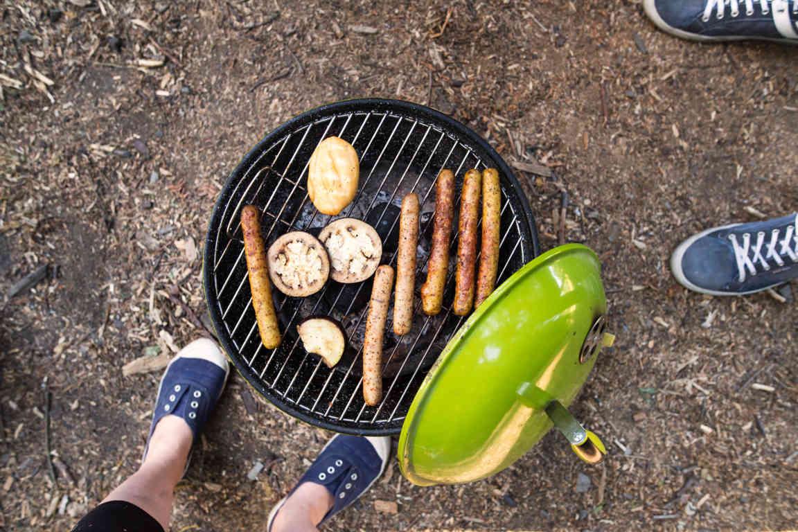 barbecue piccolo