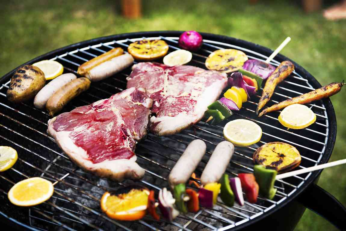 barbecue da condominio